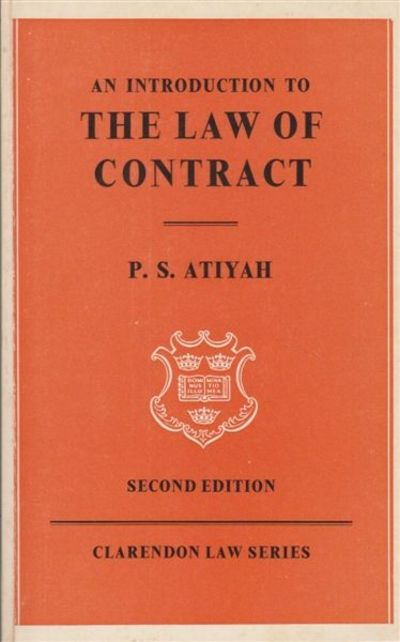 Clarendon contract essay paperback