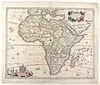 [FOUR CONTINENTS] Europa delineata et recens edita; Asiæ nova delineata; Africæ accurata tabula; Nova et accuratissima totius Americæ descriptio