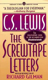 image of The Screwtape Letters (Mentor Series)