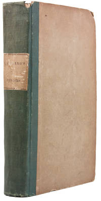 Voyages Round The World; by  Edmund FANNING - First Edition - 1833 - from Heritage Book Shop, LLC and Biblio.com
