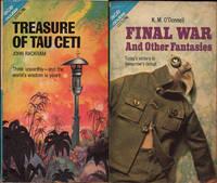 Treasure of Tau Ceti/Final War
