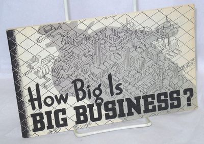 Washington: Congress of Industrial Organizations, 1947. 47p., staplebound booklet, 8.5x5.5 inches la...