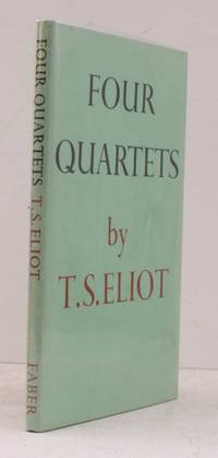 image of Four Quartets. [First Revised Edition]. BRIGHT, CLEAN COPY IN UNCLIPPED DUSTWRAPPER