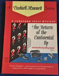 The Return of the Continental Op by Dashiell Hammett - 1945 - from My Book Heaven (SKU: 56039)