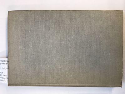 New York: Farrar Straus & Giroux, 1957. hardcover. very good/very good(-). 8vo, cloth, dust wrapper;...