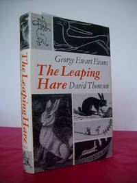 THE LEAPING HARE + 4 LONG ORIGINAL LETTERS FROM GEORGE EWART EVANS