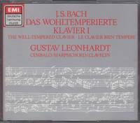Bach: The Well-Tempered Clavier I [2 CD Set] Gustav Leonhardt
