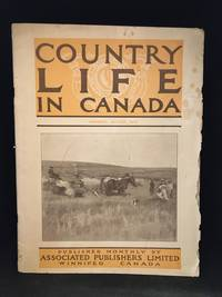 Country Life in Canada; Winnipeg, August 1912