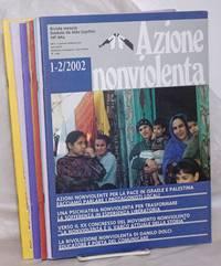 image of Azione nonviolenta (Nonviolent action). 2002:  1-12