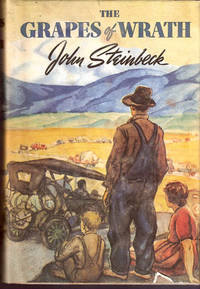 """an analysis of the grapes of wrath by john steinback In this reflective analysis, author lynn neary examines the relevancy of john  steinbeck's american classic, """" the grapes of wrath,"""" 75 years."""