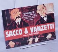image of Sacco_Vanzetti: A Film by Peter Miller [promotional postcard]