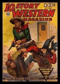 10 STORY WESTERN - Volume 18, number 1 - September 1942
