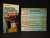 Agatha Christie Pan Paperback Collection: 13 Volumes