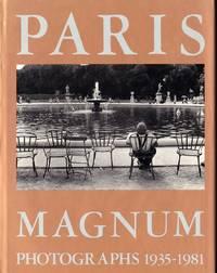 PARIS/MAGNUM: PHOTOGRAPHS 1935-1981