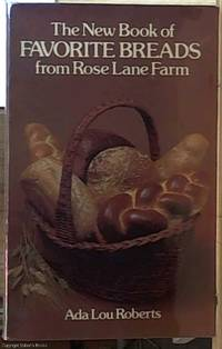 image of The New Book of Favourite Breads from Rovers Lane Farm