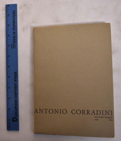 Este, Italy: Tipografia Euganea, 1968. Softcover. VG. corners bumped; spine ends creased. light scuf...