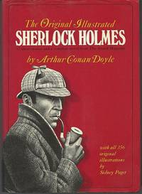 image of ORIGINAL ILLUSTRATED SHERLOCK HOLMES 37 Short Stories and a Complete Novel  from the Strand Magazine