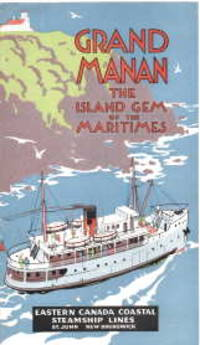 image of Grand Manan : the island gem of the Maritimes.