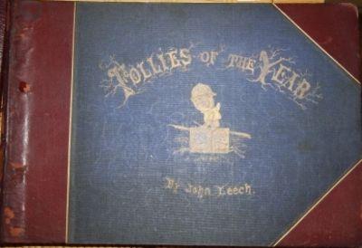 London: Bradbury, Evans & Co., 1864. First Edition. Hardcover. Very Good Minus. Leech, John. Book. O...