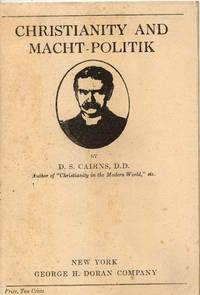 Christianity and Macht-Politik