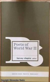 image of Poets of World War II