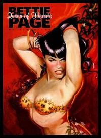 BETTIE PAGE - Queen of Hearts
