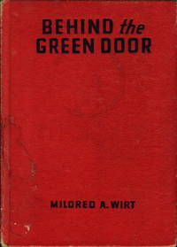 BEHIND THE GREEN DOOR: A Penny Parker Mystery, #4.