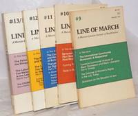 image of Line of March, a Marxist-Leninist journal of rectification [6 numbers in 5 issues]