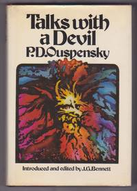 Talks With a Devil by  Katya Petroff (Translator)  Intro.) - First American Edition, First Printing - 1973 - from GatesPastBooks and Biblio.com