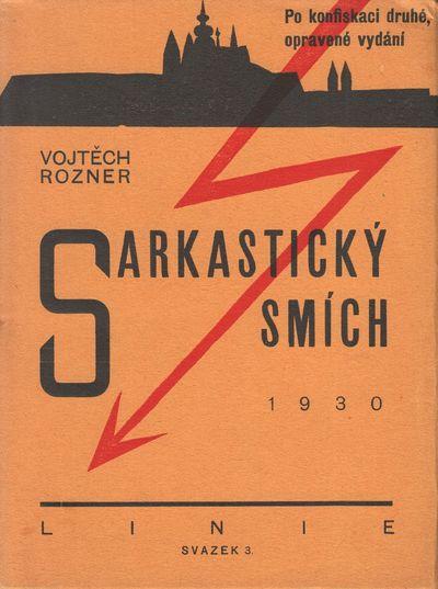 Prague: Linie, 1930. Octavo (19.6 × 14.3 cm). Original pictorial wrappers; 102, pp. Fine, uncut ...