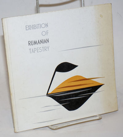 Bucharest: Arta Grafica, 1965. Paperback. Unpaginated, about fifty pages of color and b&w exhibit ph...