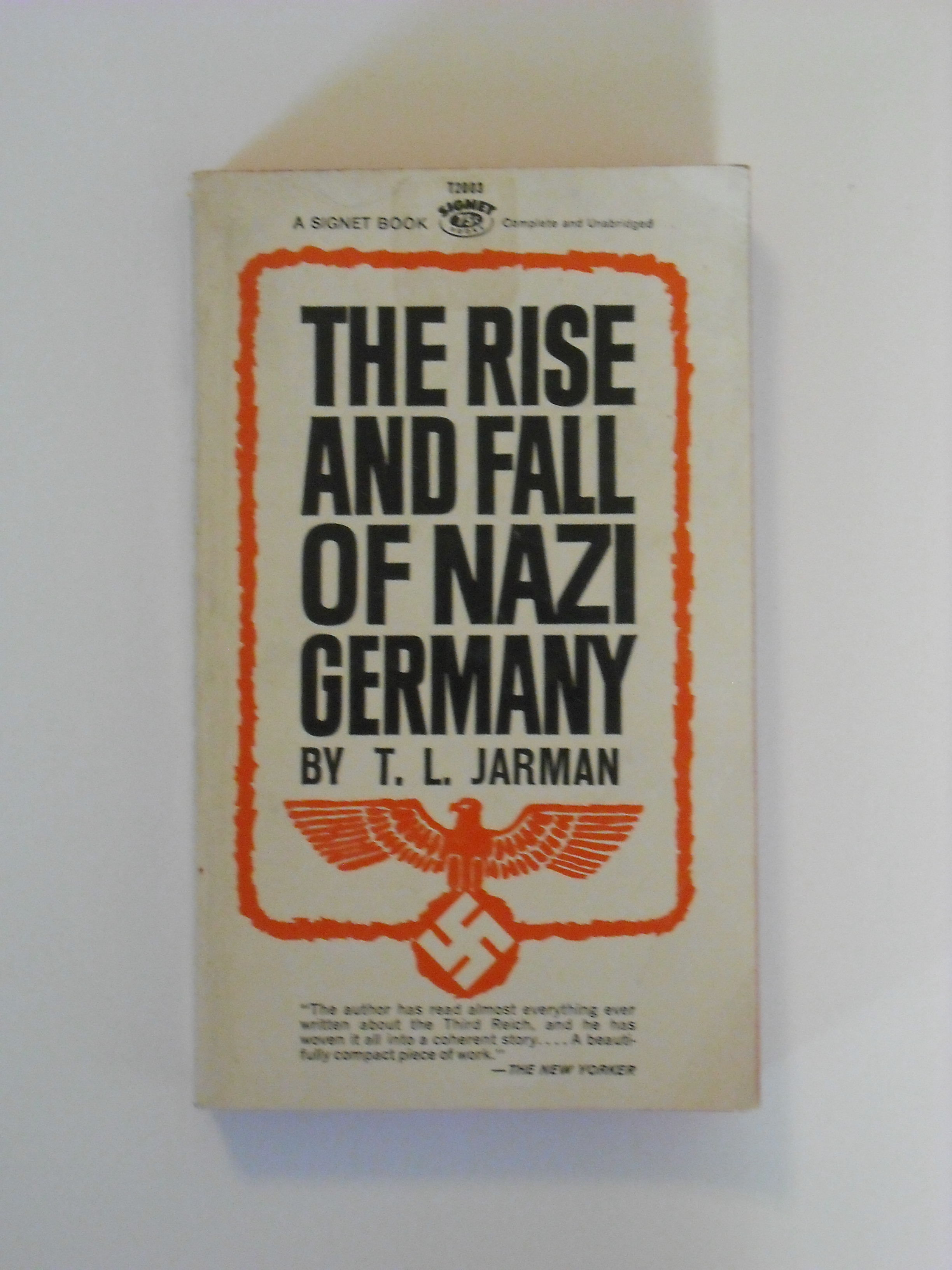 rise and fall of nazi germany Get the nazi germany at microsoft store and compare products with the  the  rise and fall of hitler's nazi germany, including: + the unification.