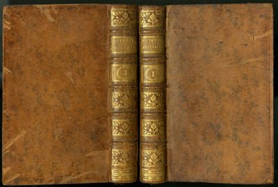 The Hague: Jean van Duren, 1740. First Edition. Hardcover (Full Leather). 2 volumes in contemporary ...