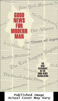 image of GNT Good News for Modern Man, New Testament
