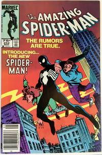 The AMAZING SPIDER-MAN No. 252 (May 1984 ) - Canadian .75 cent Newsstand Variant (NM)