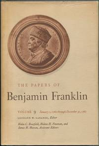 image of The Papers of Benjamin Franklin: Volume 9.January 1, 1760 through December 31, 1761