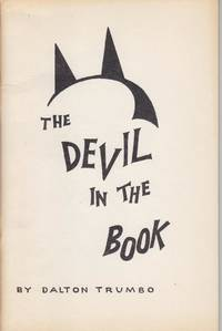 The Devil In The Book