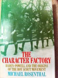 The Character Factory by  Michael Rosenthal - Paperback - from World of Books Ltd (SKU: GOR005473007)