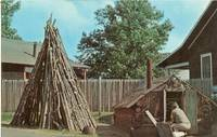 Adirondack Museum, Blue Mountain Lake, N.Y. chrome unused Postcard
