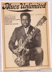 image of Blues unlimited: all blues all the time; number 107, April/May 1974