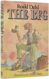 The BFG. Illustrated by Quentin Blake
