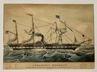 STEAMSHIP HERMANN.; Builders: Hull by Westervelt & Mackay; Engines by Stillman, Allen & Co. 1850 Tons