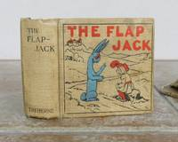 THE FLAP-JACK. by ARCHER, JEAN.  Written and illustrated by Jean C. Archer.   Miniature book.: