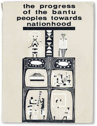 image of [Cover title] The Progress of the Bantu Peoples Towards Nationhood