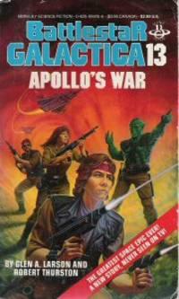 Battlestar Galactica 13: Apollo's War