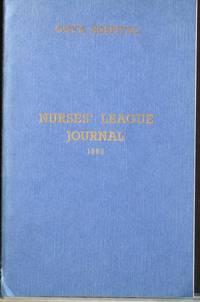 image of Guys Hospital. Nurses League Journal 1966.