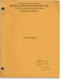 The Rounders (Original screenplay for the 1965 film)