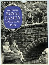 Daily Sketch Royal Family Calendar 1959