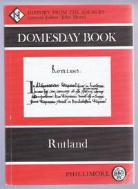 Domesday Book. Volume 29: Rutland