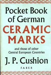 image of Pocket Book of German Ceramic Marks and those of other Central European Countries
